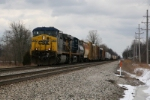 CSXT Train Q33504